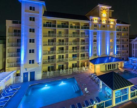 Hotels In Ocean City Md >> Ocean City Hotels Oceanfront Park Place On The Boardwalk